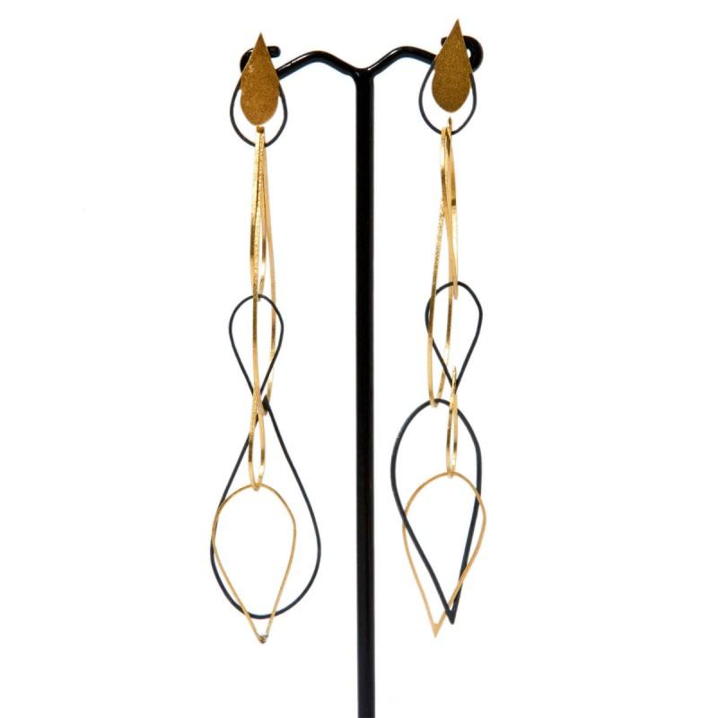 Earrings Edges