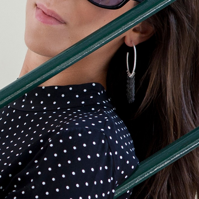 Earrings Chains