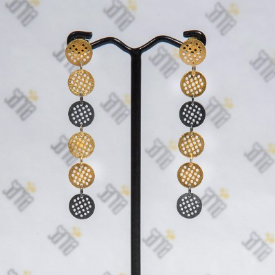 Earrings Dots