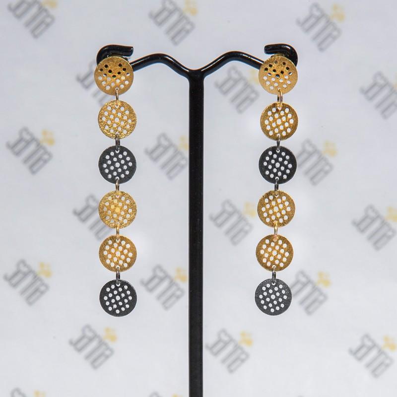 Earrings Dots