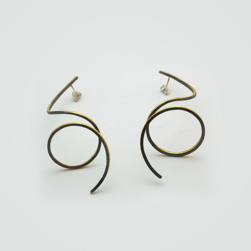 Earrings Branches