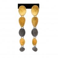 Earrings Petala