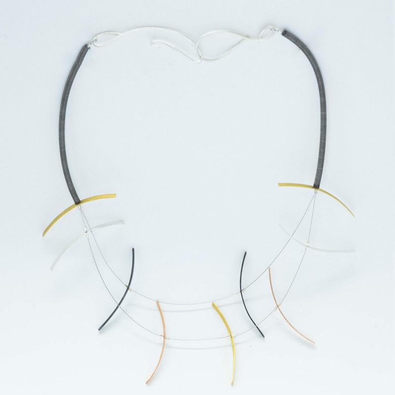 Necklace Rock Line