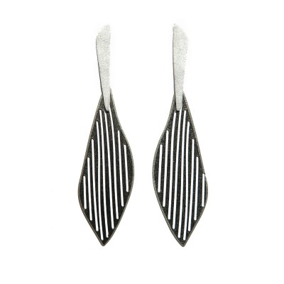 Earrings Stripes